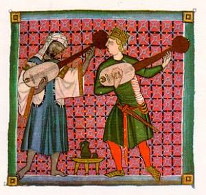 mester de juglaria, literatura medieval
