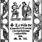 Trabajo y antología del Lazarillo de Tormes